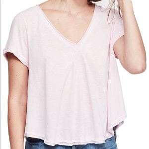 Free People All You Need Tee NWT